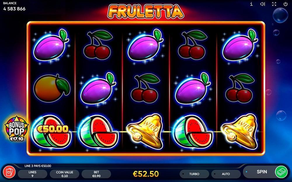 Fruletta gains