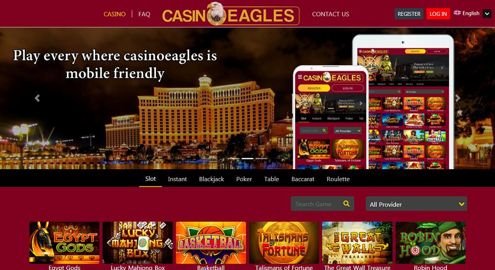 casino eagles mobile