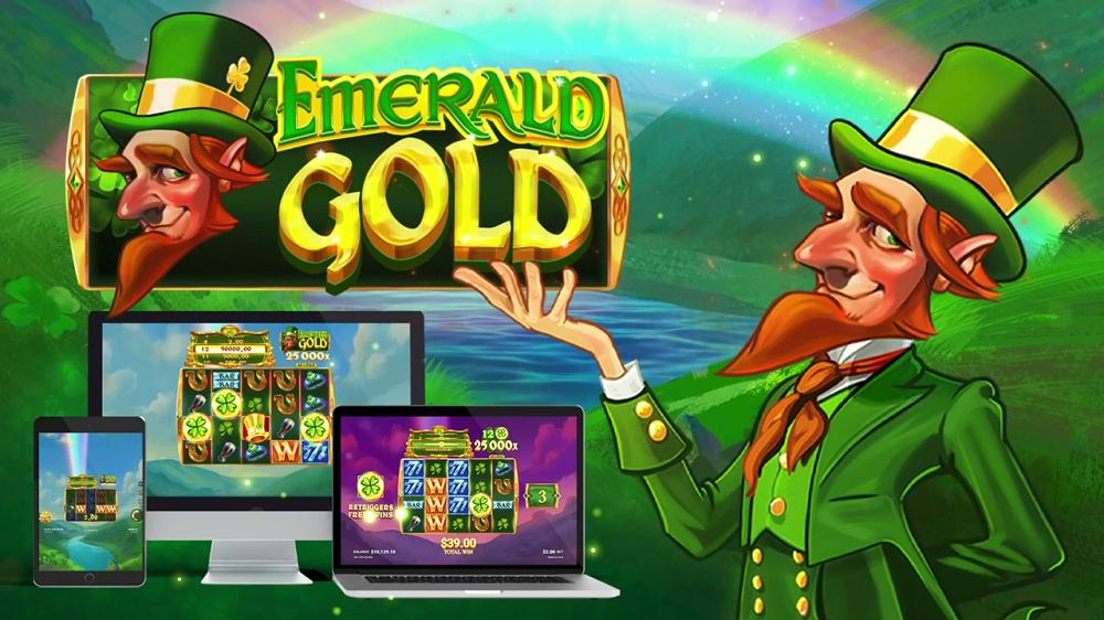 emerald gold disponible sur toutes les plateformes