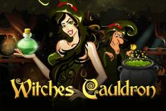witches cauldron logo