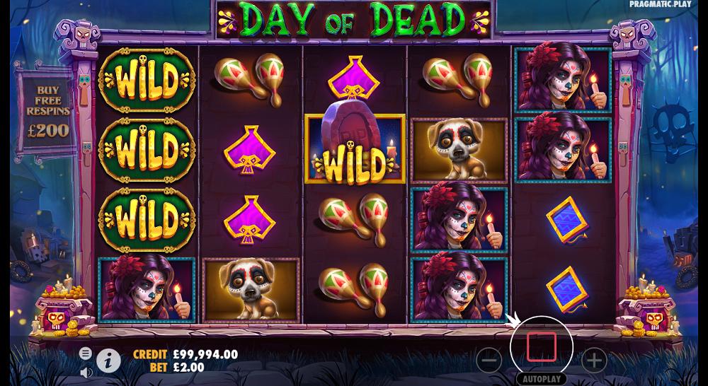 Caractéristiques de Day of Dead